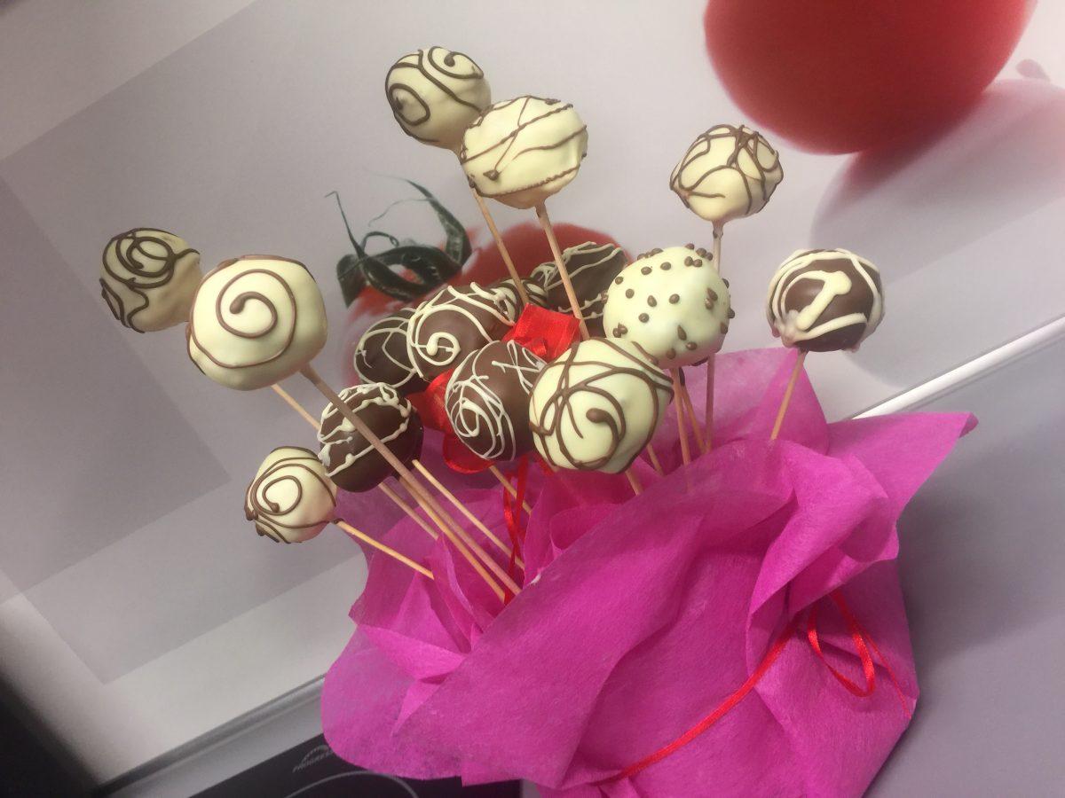 Bouquet de Pop'Cake